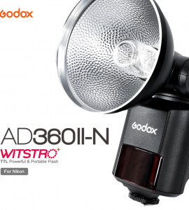 Đèn flash GODOX AD360II TTL for Canon/Nikon