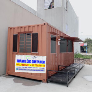 container caffe 20 feet